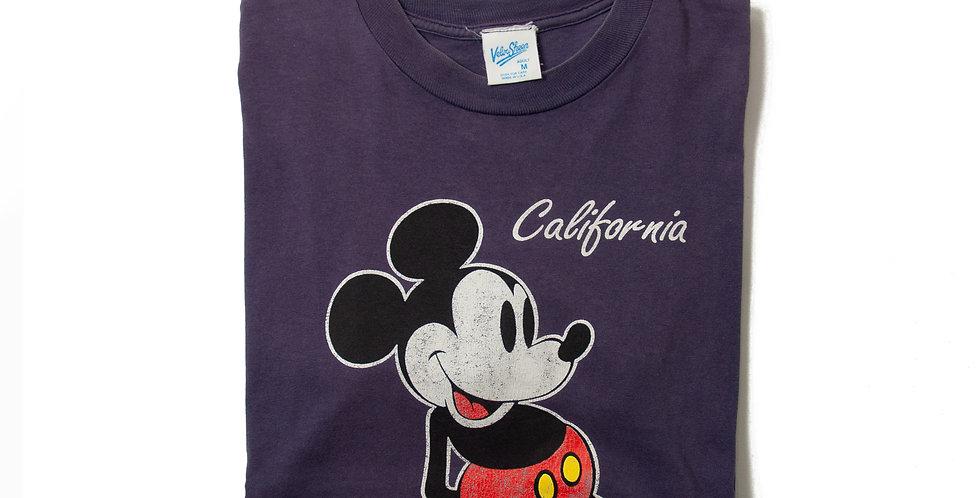 【M】1990年代 ビンテージ ミッキーマウス Tシャツ M-15