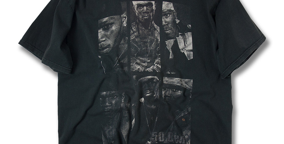 50cent Get Rich or Die Tryin' ビッグサイズ Tシャツ