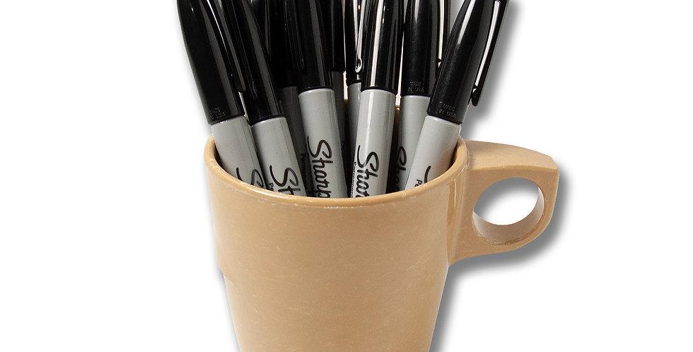 Sharpie Fine Point Permanent Marker 油性ペン ブラック