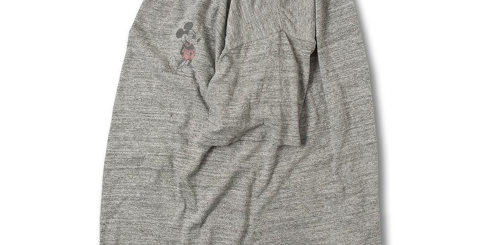 1970年代 Collegiate Pacific ミッキーワンポイント Tシャツ