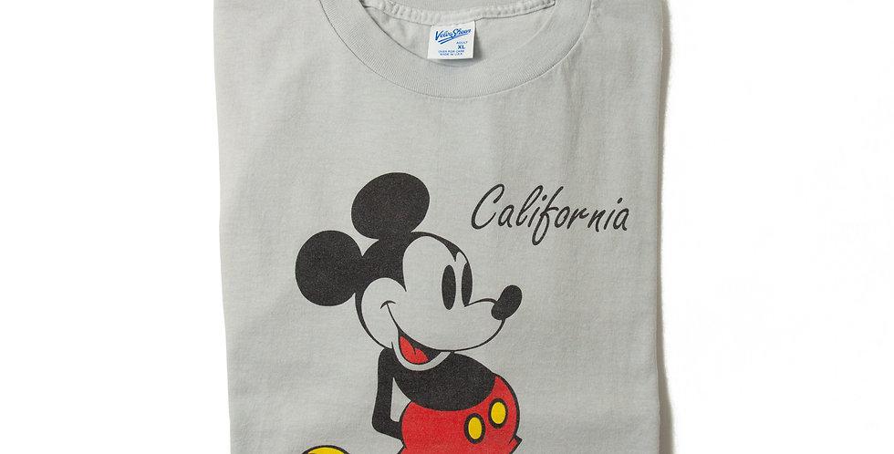 【XL】1990年代 ビンテージ ミッキーマウス Tシャツ M-20