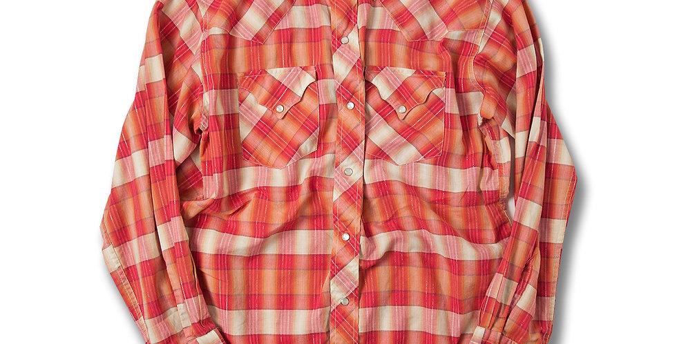 1960年代 PENNEY'S TOWNCRAFT ウエスタンシャツ