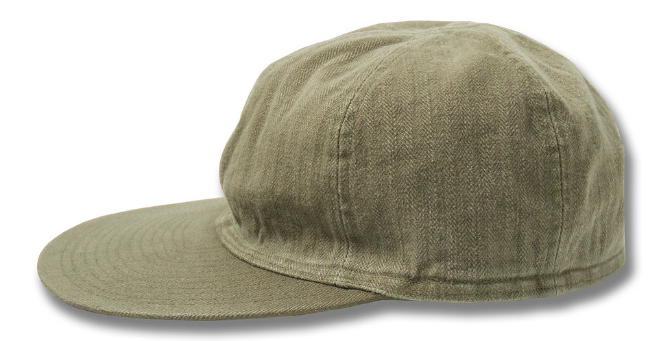 THE H.W.DOG & Co. DOG-00205 A3 CAP OLIVE