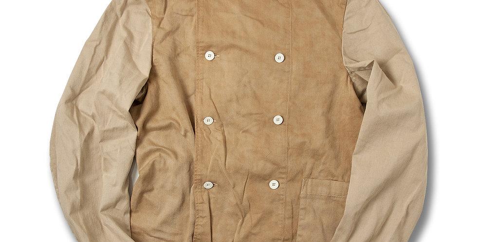 1992年製 スウェーデン軍 オーバーダイ コックジャケット