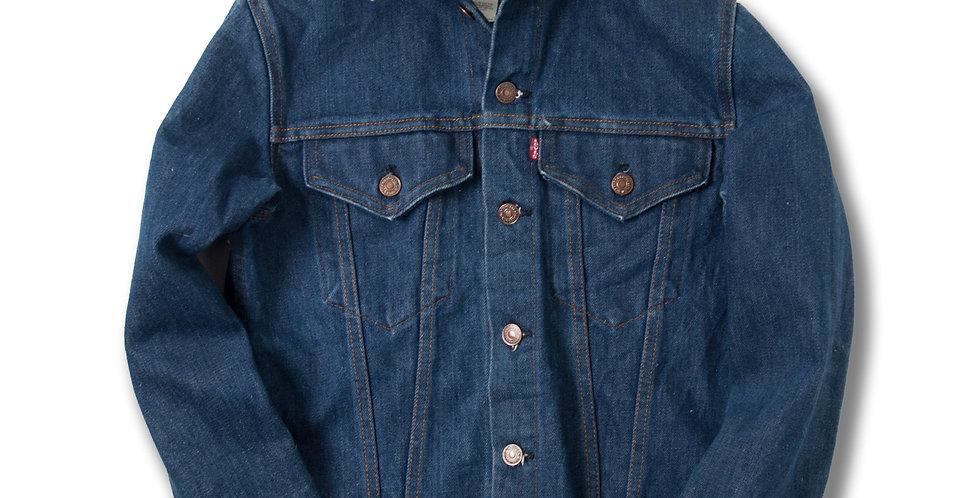 1980年代 リーバイス 70704-0914 デニムジャケット サイズ16