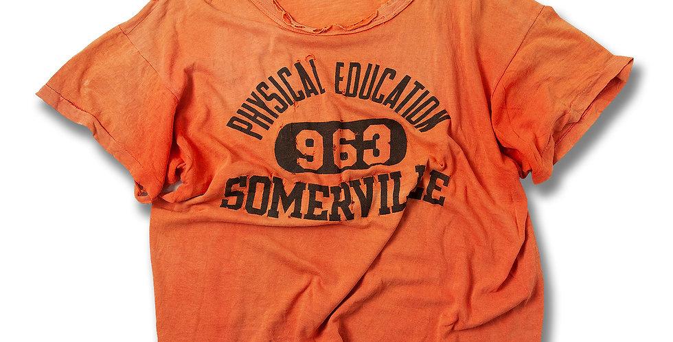 1950年代 ヘインズ フラッグタグ ビンテージ Tシャツ ジャンク