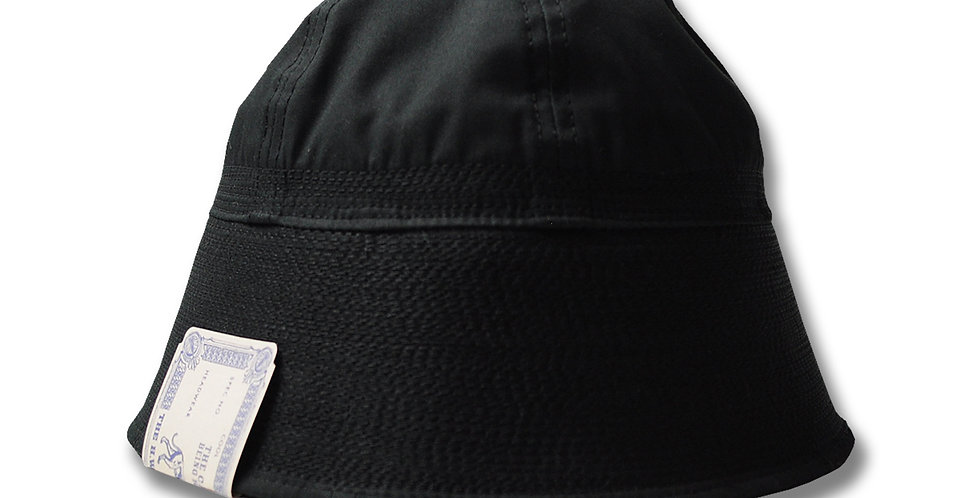 THE H.W.DOG & Co. DOG-00072 BLK SAILOR HAT