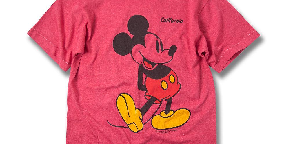 1990年代 SHERRY by FRUIT OF THE LOOM MICKEY MOUSE Tシャツ