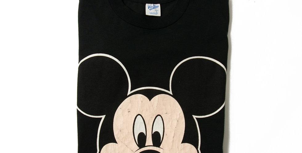 【L】1990年代 ビンテージ ミッキーマウス Tシャツ M-4