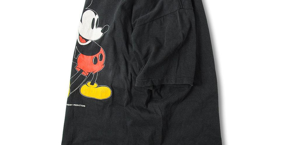 1980年代 WALT DISNEY PRODUCTIONS ミッキーTシャツ JERZEES