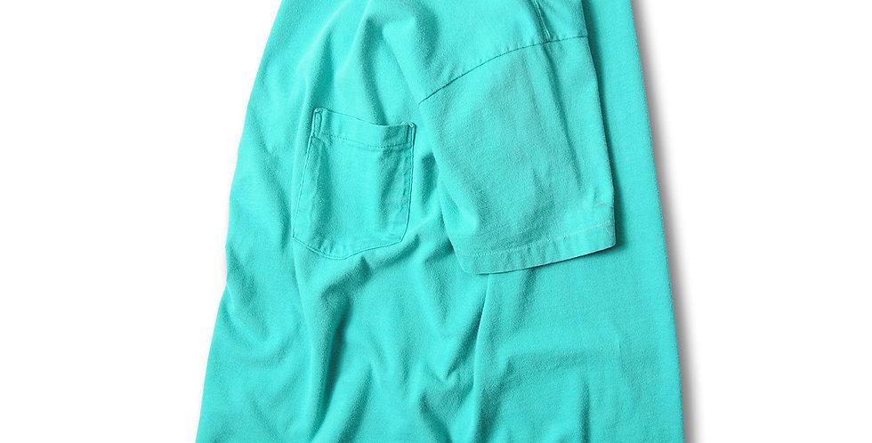 1990年代 JCペニー ROYAL COMFORT ポケットTシャツ L アメリカ製 TG