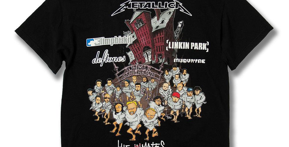 SUMMER SANTARIUM 2003 アメリカツアーTシャツ