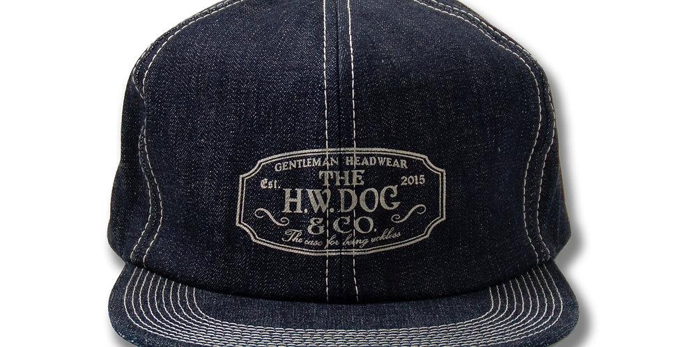 THE H.W.DOG & Co. D-00004-D デニムトラッカーキャップ