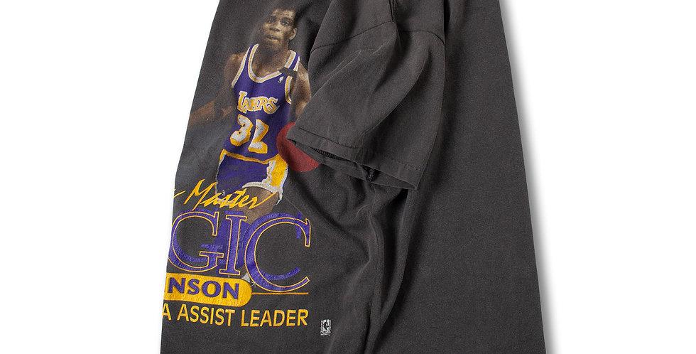 1991年製 マジックジョンソン Tシャツ