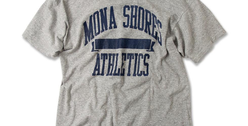 1980年代 チャンピオン 8812 MONA SHORES ATHLETICS Tシャツ