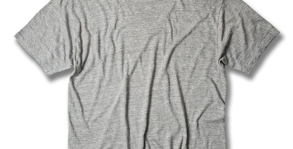 1980年 RUSSELL ATHLETIC 杢グレー ブランクTシャツ