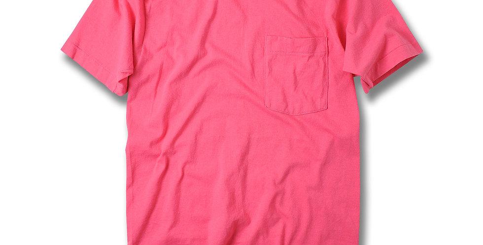1980年代 アメリカ製 FRUIT OF THE LOOM ポケットTシャツ