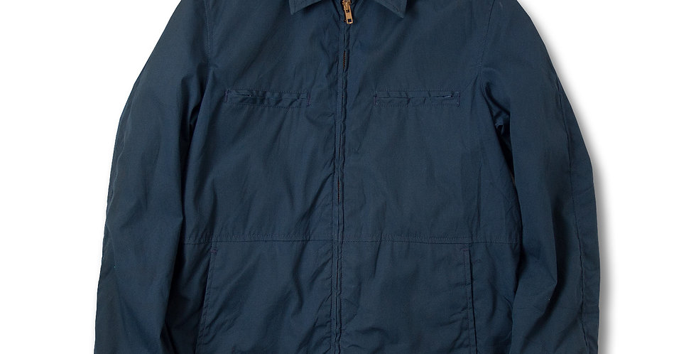 1985年製 U.S.NAVY JACKET UTILITY MAN'S BLUE 36