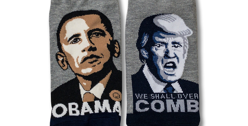 PRESIDENT of The United States of America Socks
