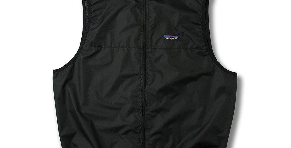 2000年製 パタゴニア メンズ ベロシティ シェル ベスト ブラックM デッドストック