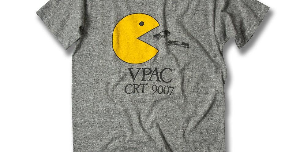 1980年代 SMC VPAC CRT 9007 パックマン Tシャツ