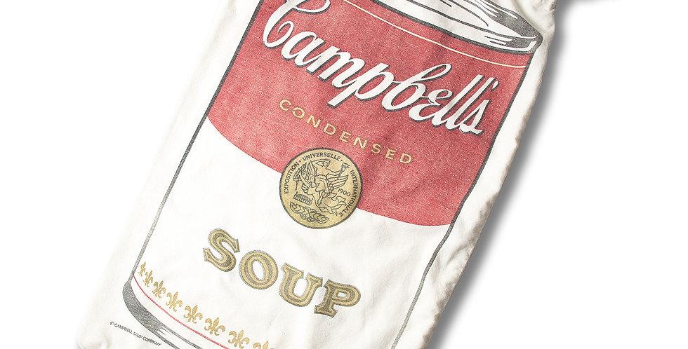 1970年代 Campbells SOUP キャンベルスープ ランドリーバッグ