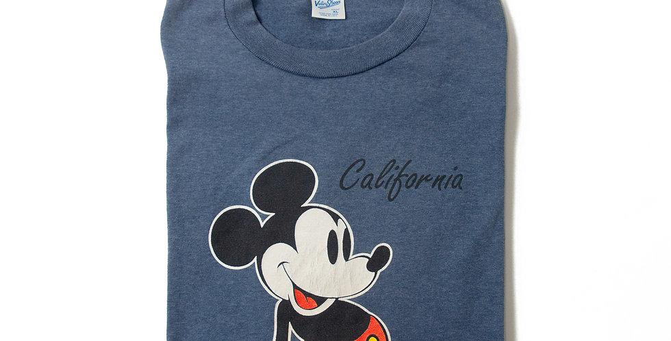 【XL】1990年代 ビンテージ ミッキーマウス Tシャツ M-11