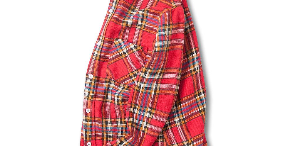 【S】1970年代 BIGMAC ヘビーフランネルシャツ