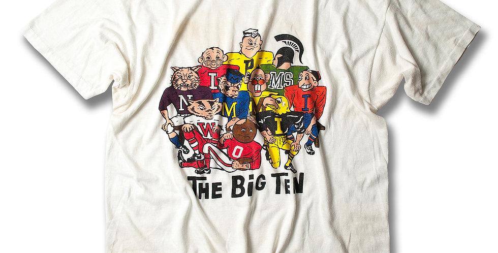 1980年代 ビンテージ チャンピオン THE BIG TEN クルーネック Tシャツ