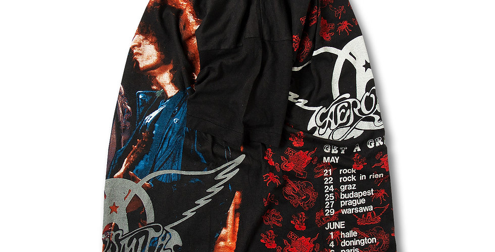 エアロスミス 1994年 GET A GRIP TOUR Tシャツ