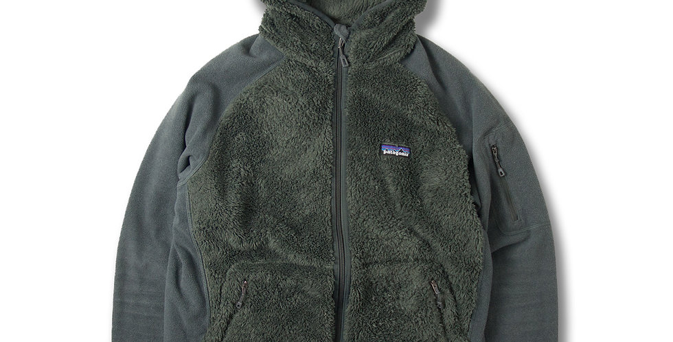 2012年製 SMALL パタゴニア メンズ ロス・ロボス ジャケット Narwhal Grey