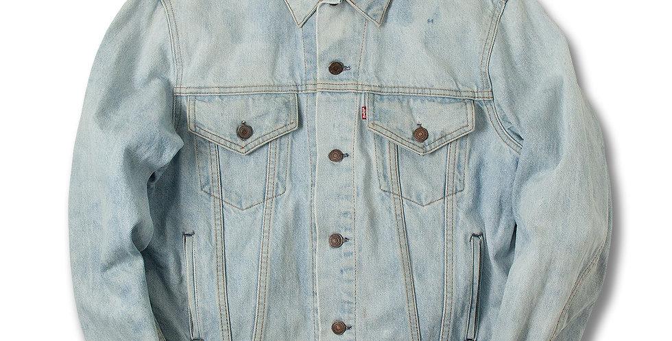 1980年代 リーバイス 70506−0216 デニムジャケット アイスブルー