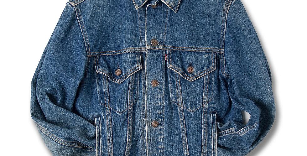 【38】 1980年代 リーバイス 70506 4ポケット デニムジャケット