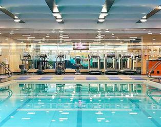 Gym, spa, pool