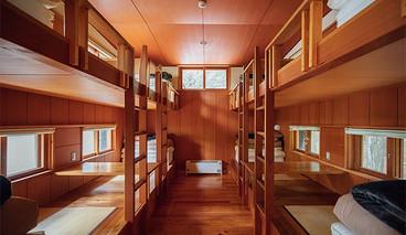 2段ベッド(8名)
