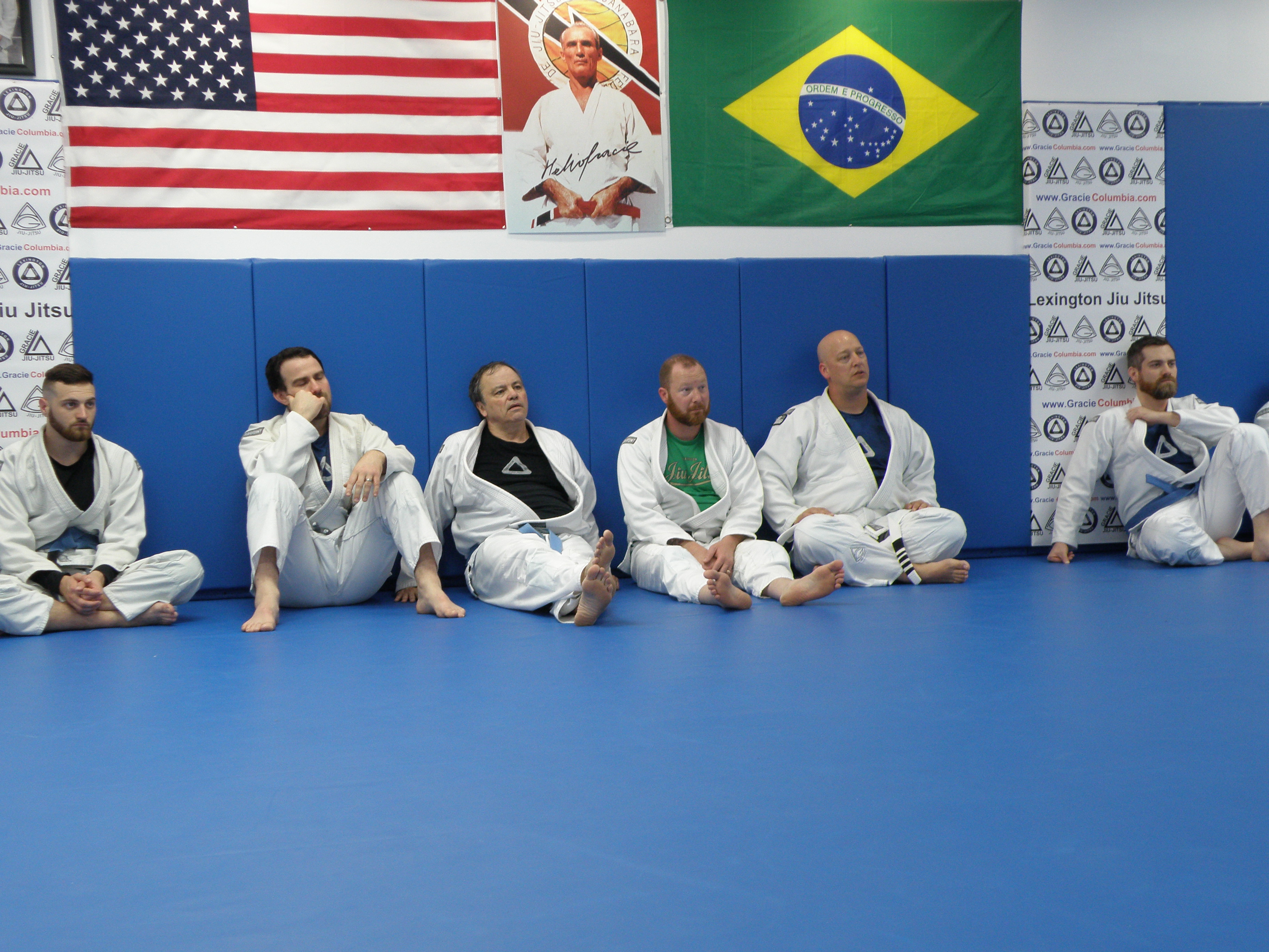 Lexington Jiu Jitsu   Black Belt Gracie School