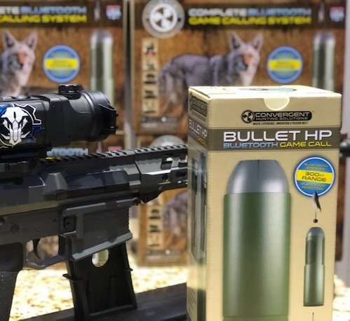 Convergent Hunting Bullet HP
