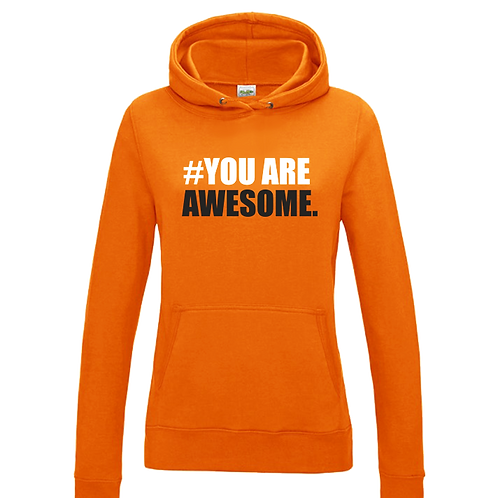 Bluza #YouareAwesome FIT