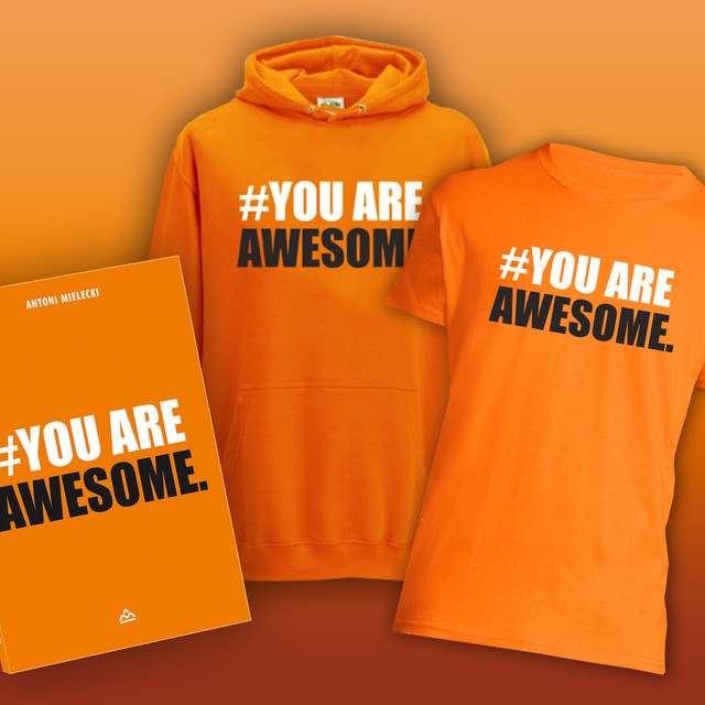 UBRANIA #YOU ARE AWESOME