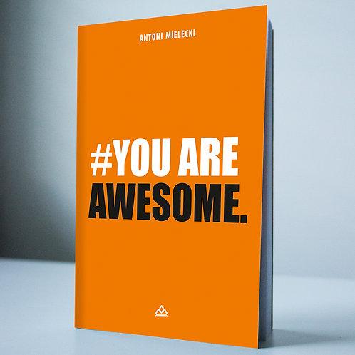 Książka #YouareAwesome
