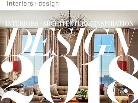 "GDC Makes Luxe Interiors + Design Magazine's ""Eye On Design 2018 IT LIST"""