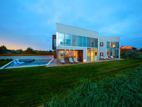 Stunning GDC-built Modern on Daniel's Lane in Sagaponack lists for $19,995,000