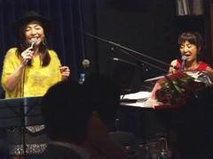 小川里永子&白井たかこ