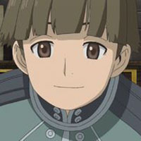 Rene (Last Exile: Fam, The Silver Wing)