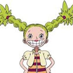 Chimney (One Piece)