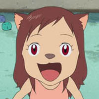 Yuki (Wolf Children)