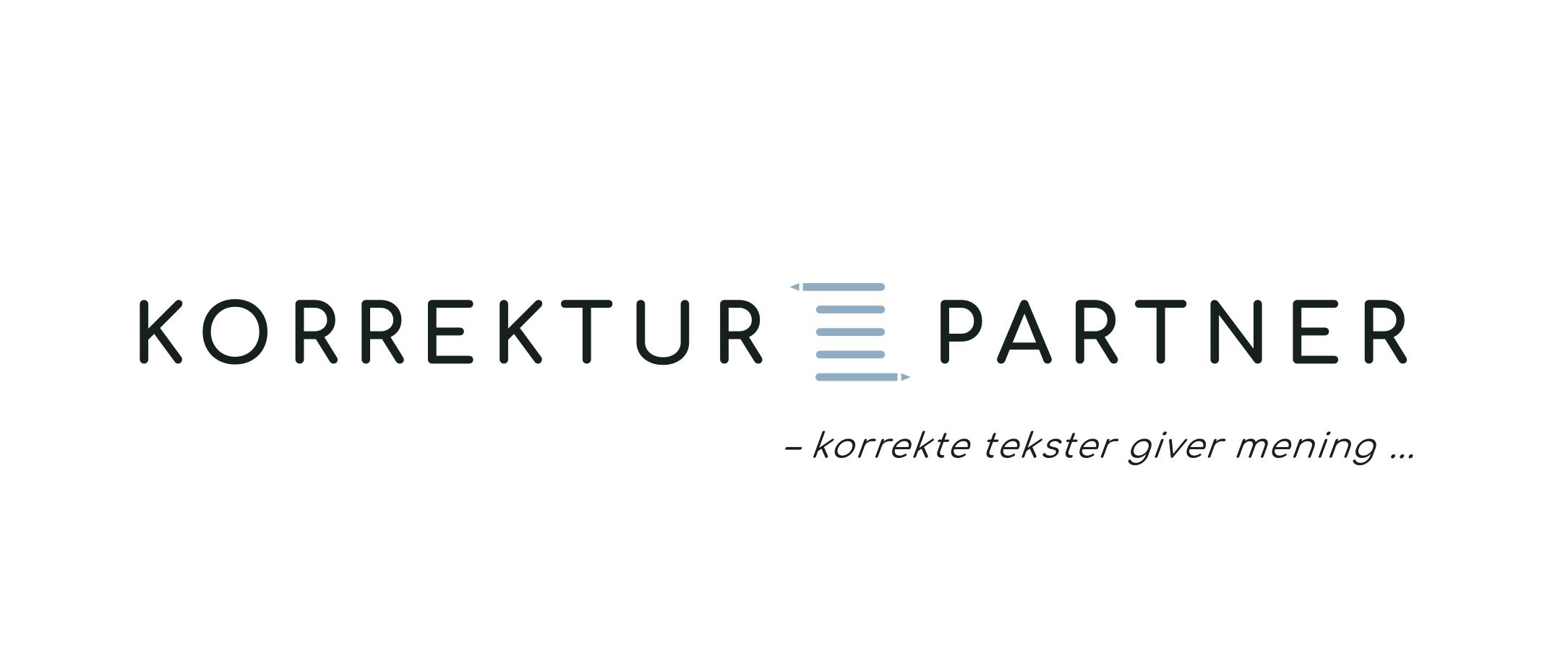 Korrekturpartner logodesign