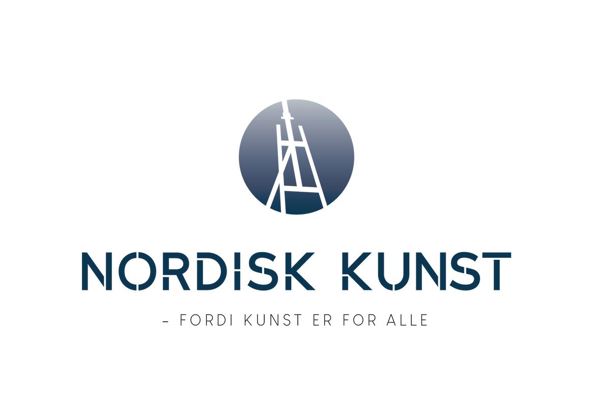 Nordisk Kunst logodesign