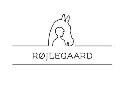Røjlegaard logodesign