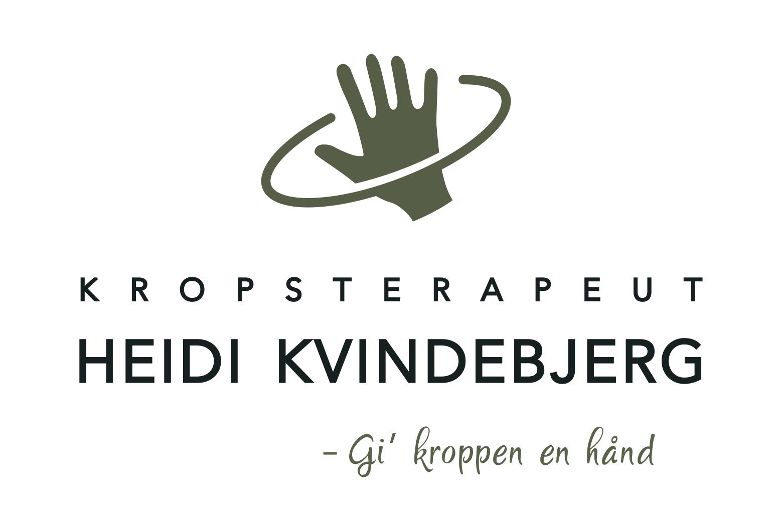 Kropsterapeut Heidi Kvindebjerg logo